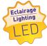Technologia światłowodowa LED